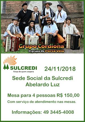 2018 – Baile Cordiona